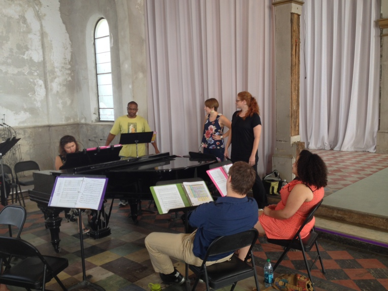 Music Rehearsal 9/28/13