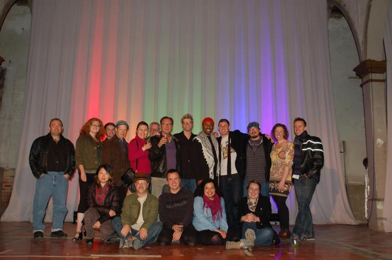 Gayland Cast and Crew
